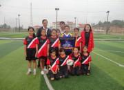 Kết quả vòng chung kết bóng đá nữ Tiểu học năm học 2015-2016